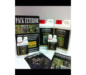GENEHTIK NUTRIENTS PACK EXTERIOR
