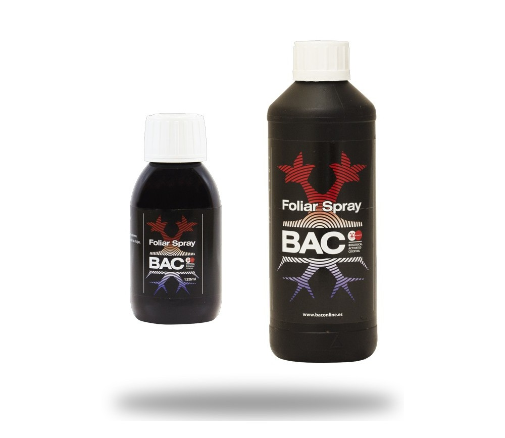 BAC ORGANIC FOLIAR SPRAY