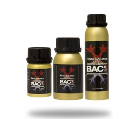 BAC ORGANIC THE FINAL SOLUTION