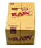 CAJA PAPEL RAW 1 1/4 CONNOISEUR