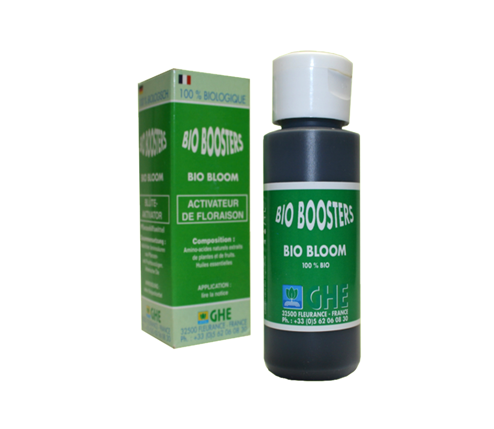GHE BIO BOOSTER BIO BLOOM