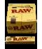 PAPEL RAW 1 1/4 CON TIPS