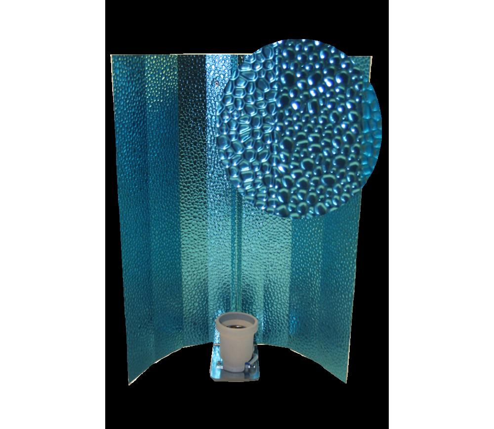 pantalla reflector granulada