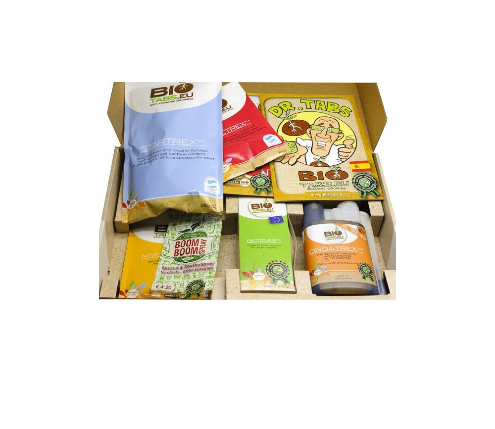 Bio Tabs- Starter Kit