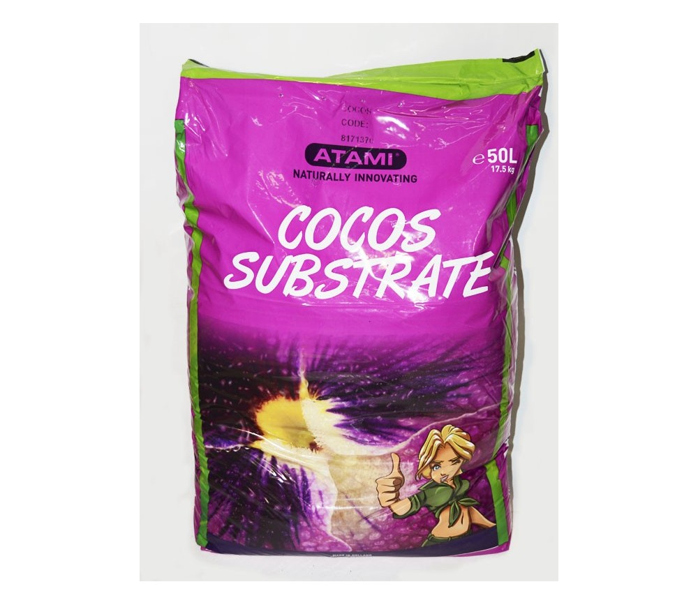 cocos sustrate