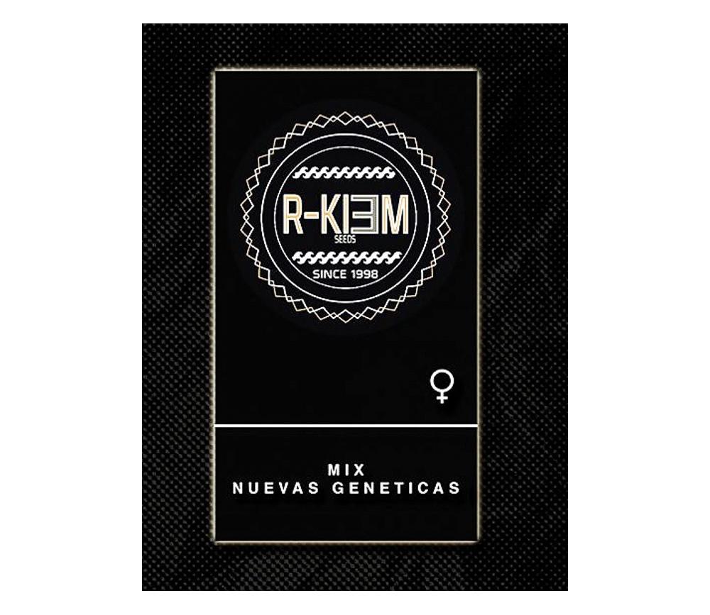 Mix Nuevas Genéticas -R-Kiem Seed
