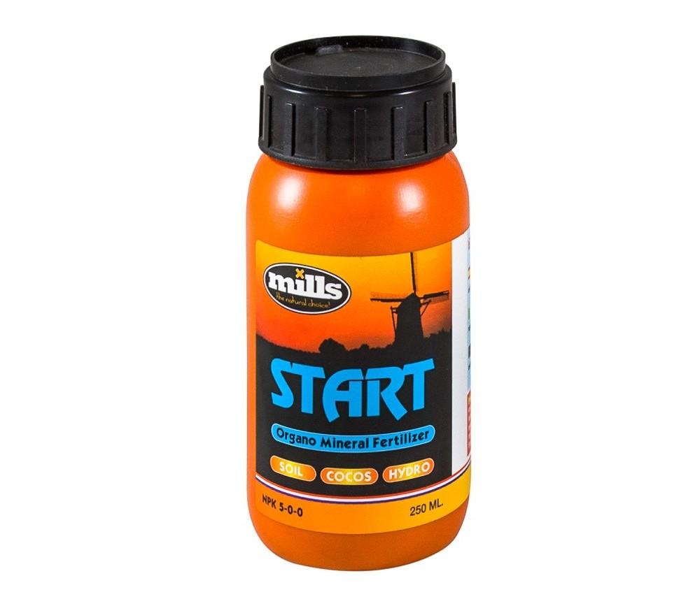 Start - Mills Nutrients