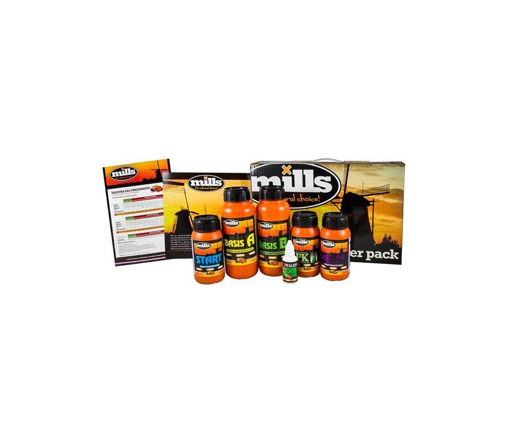 Starter Pack - Mills Nutrients