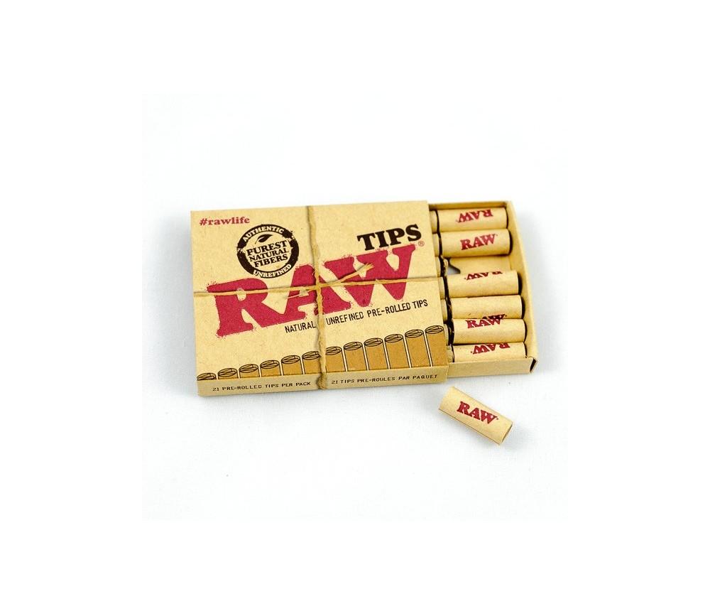 Filtro Cartón RAW Pre-Rolled