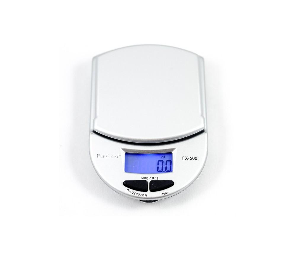 Báscula Fuzion FX-500 0.1g 500g