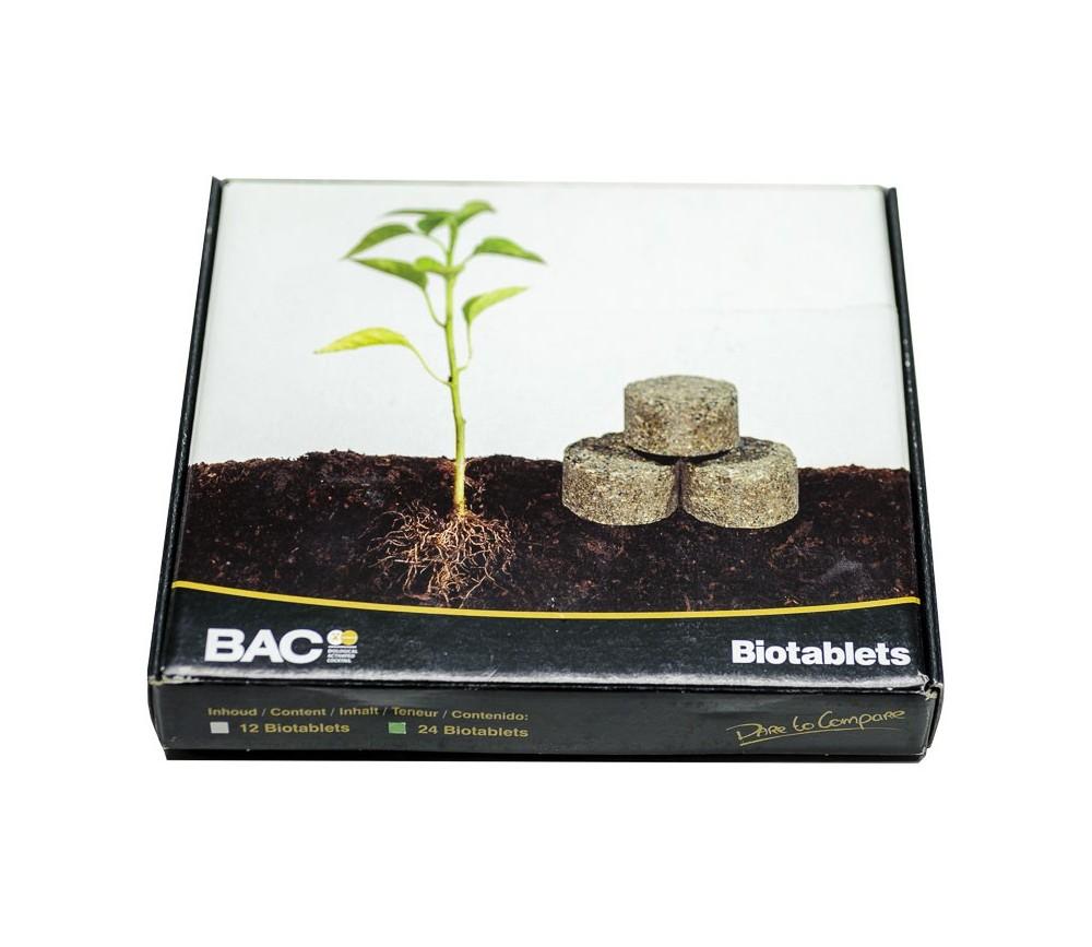 BAC Biotablets