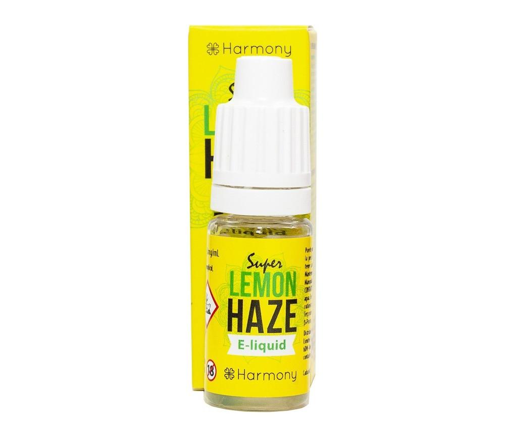 Harmony CBD e-liquid Super Lemon Haze