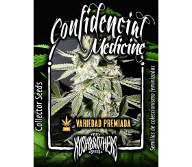 Confidencial Medicine - The Kush Brothers