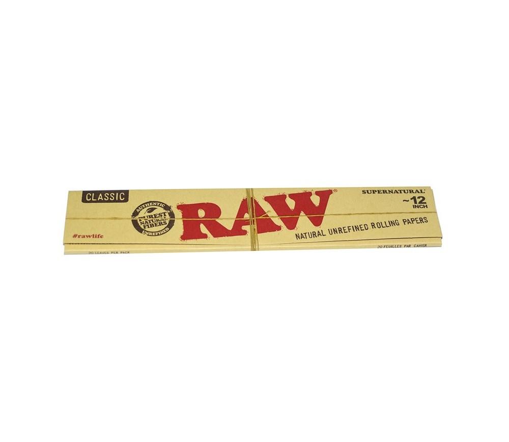 Papel RAW Gigante Supernatural 12 Inch