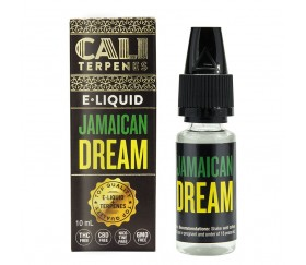 E-LIQUID CALI TERPENES CON TERPENOS JAMAICAN DREAM