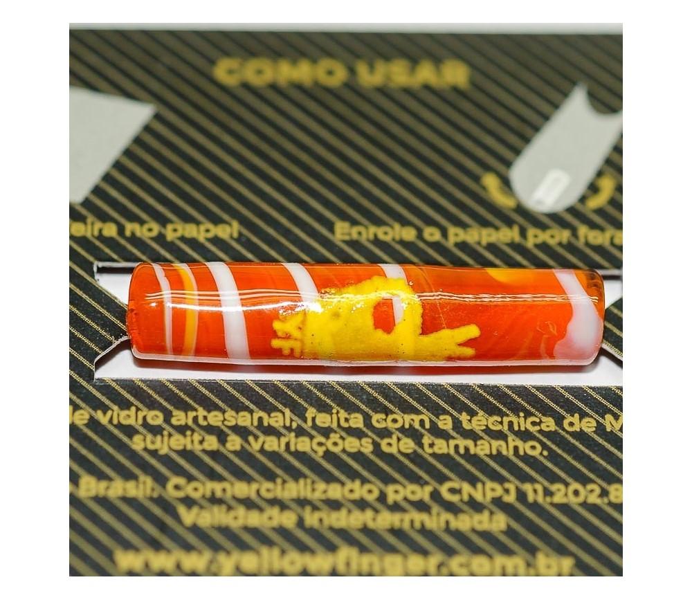 Boquilla de Murano Yellow Finger