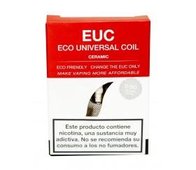 Resistencia de cerámica EUC SS316L de Vaporesso