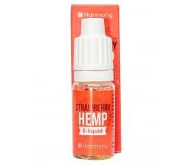 Harmony CBD e-liquid Strawberry Hemp 10 ml