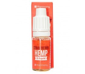 Harmony CBD e-liquid Strawberry Hemp 10 ml