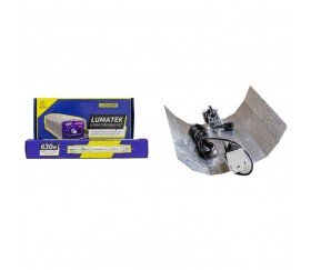 Kit Reflector Eco DE Lumatek 630W
