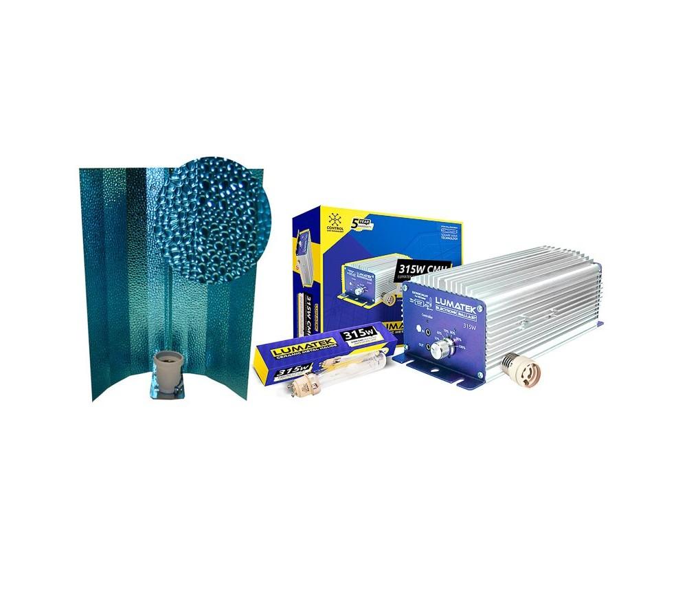 Kit Reflector Estuco Lumatek 315W CMH/LEC
