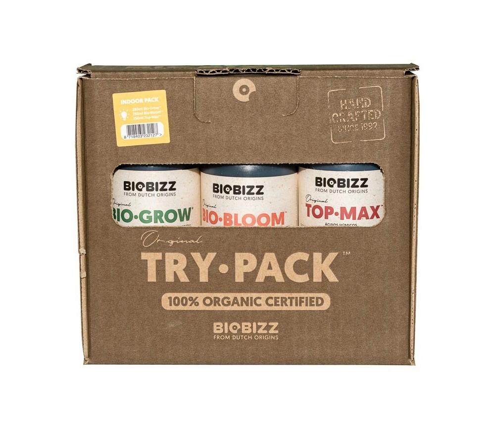 Biobizz Try Pack Indoor