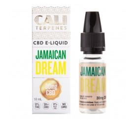 E-LIQUID CBD JAMAICAN DREAM CALI TERPENES