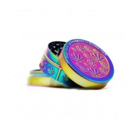 Grinder Rainbow de 50mm 3 partes