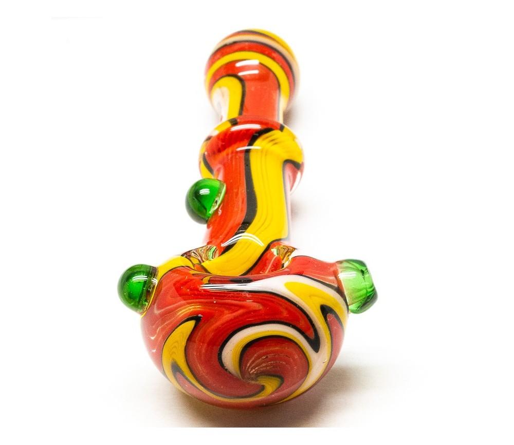 Pipa De Cristal Miró de 11,5cm