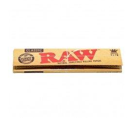 Papel Raw Classic King Size Slim