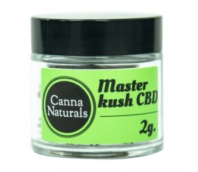 Flores CBD Master Kush CBD