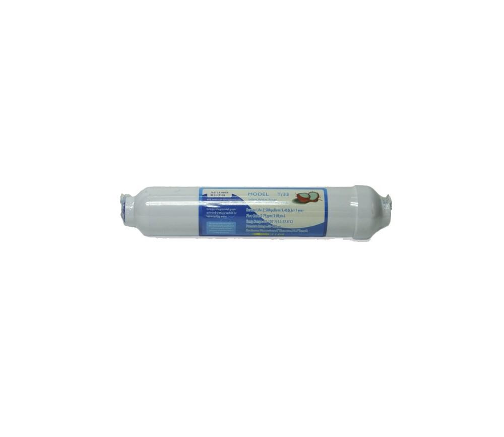 Prefiltro carbon activo filtro de osmosis