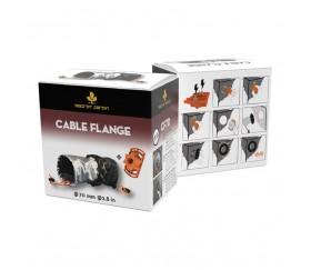Set Cable Flange de Secret Jardin