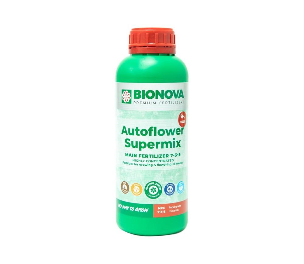 Autoflower Supermix - Bio Nova
