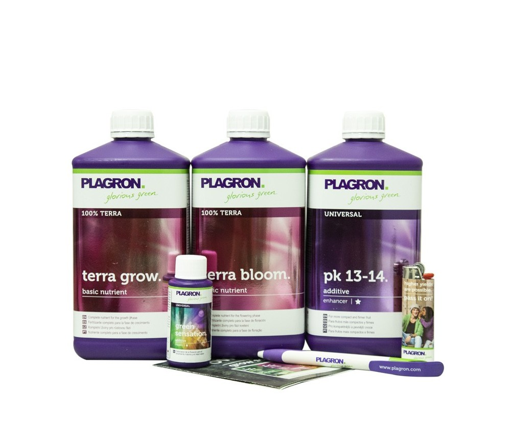 PACK PLAGRON MINERAL 1
