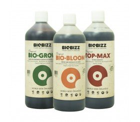 BIOBIZZ TRY PACK INDOOR MEDIUM
