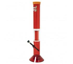 Bong de Acrílico Cane Red Bud Boy de 43 cm