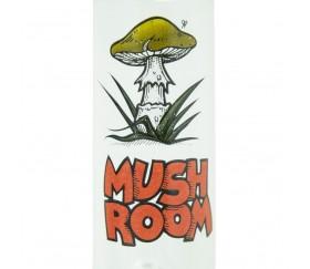 BONG MUSHROOM GLASS  23 CM