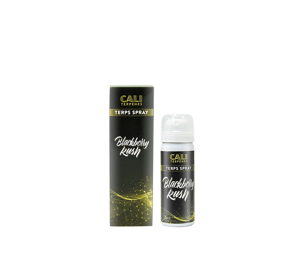 TERPS SPRAY BLACKBERRY KUSH DE CALI TERPENES