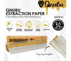 PAPEL PARA EXTRACCIONES QNUBU EXTRACTION PAPER