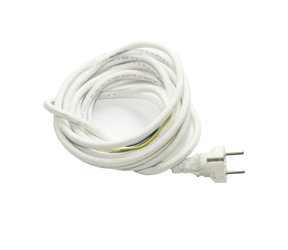 Cable de 4m con Clavija Inyectada.
