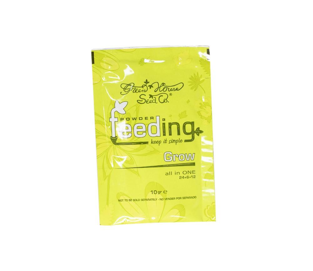 GH Powder Feeding Grow 10g
