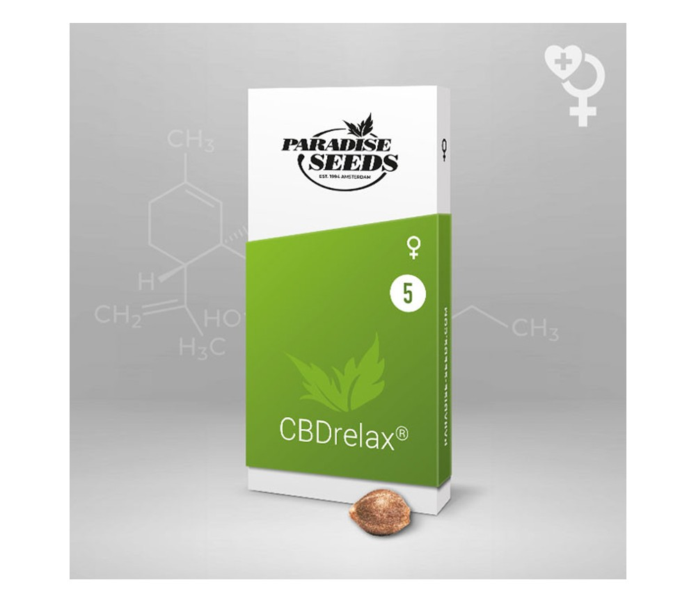 CBDrelax - Paradise Seeds