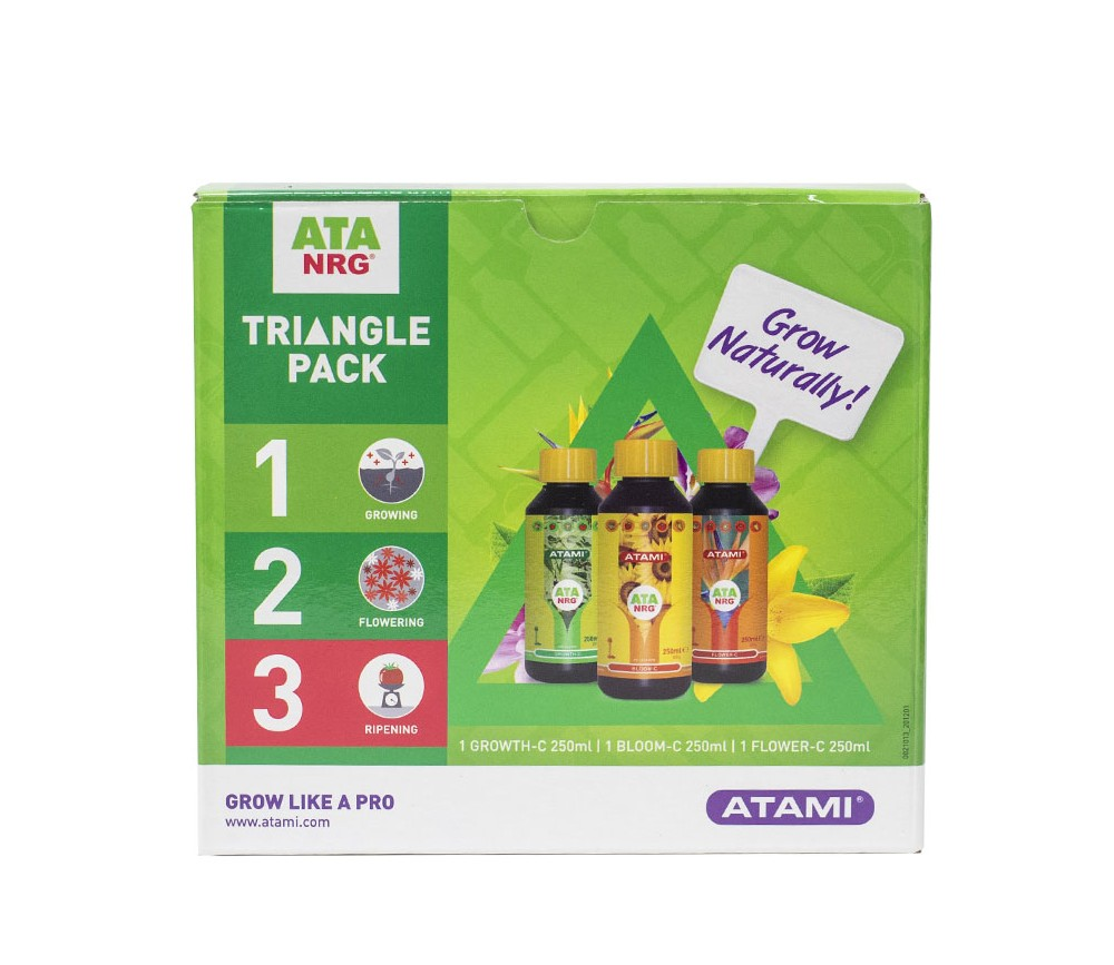 Atami Triangle Pack