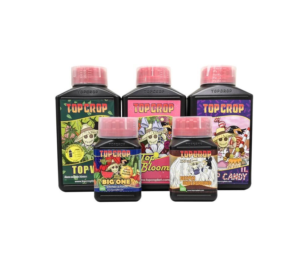 Pack Top Crop Super Pro