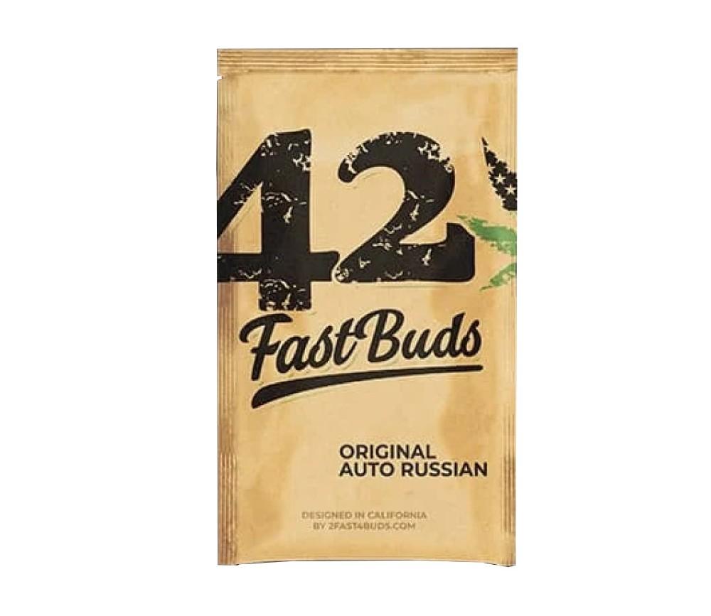 Original Auto Russian - Fast Buds