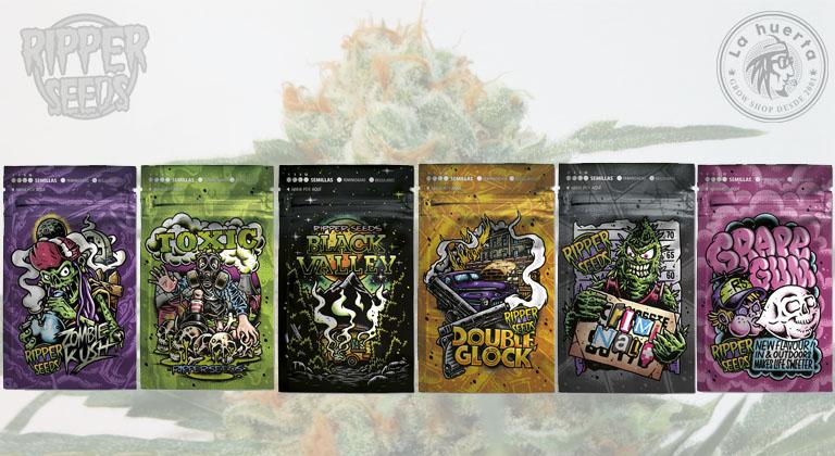 Nuevos envases Ripper Seeds