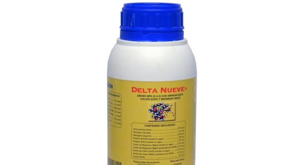 Delta 9 contiene auxinas