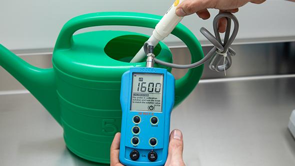 medir ec electroconductividad