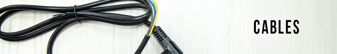 Cables para iluminación